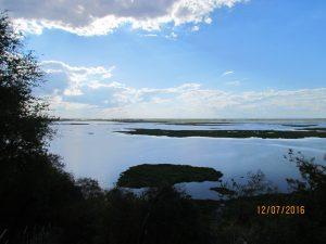 Vista do Canal do Tamengo no Mirante