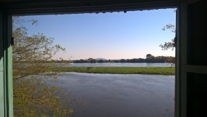 Vista do Rio Paraguai