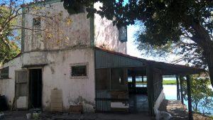 Refeitório e sede da associação de Moradores da APA
