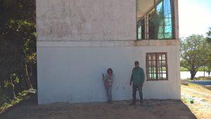 Dona Julia e Sr Samuel